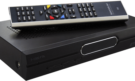Set-top box Maximum T-1300 FTA