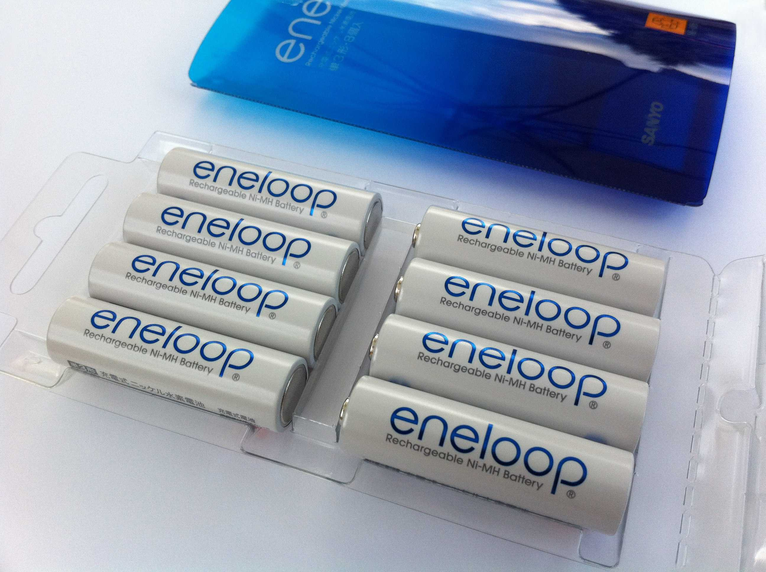 Eneloop HR-3UTGB (3rd generation)