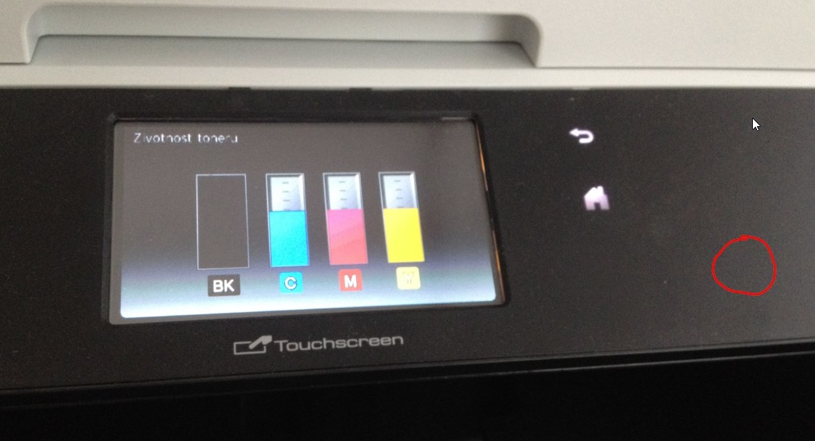 Jak tisknout s oficiálně prázdným tonerem na tiskárnách Brother