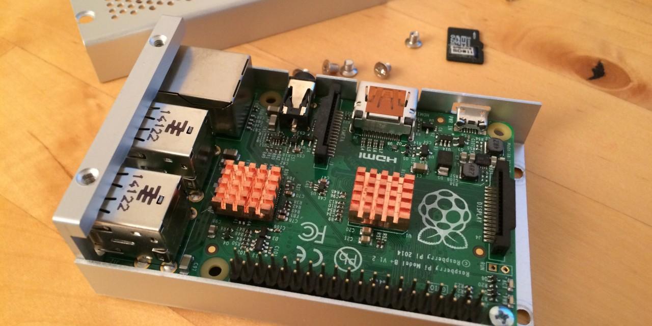 Nejlepší case pro Raspberry Pi