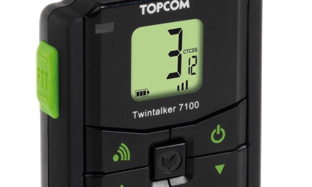 Vysílačky TopCom TwinTalker 7100
