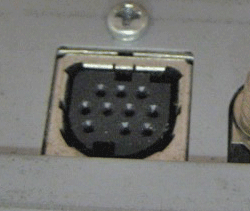 Alpine Vehicle Display Interface Connector (found on DVA-9860R juncion box)
