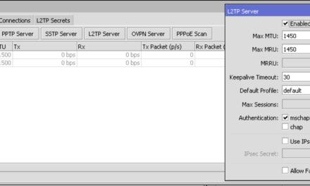 Jak nastavit L2TP/IPSec VPN na zařízeních Mikrotik – funkční step-by-step návod (únor 2020)